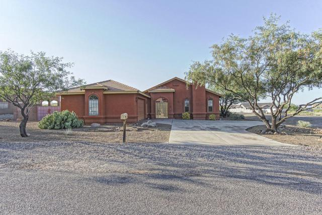 5375 E Desert Spoon Drive, Sierra Vista, AZ 85650 (MLS #167587) :: Service First Realty