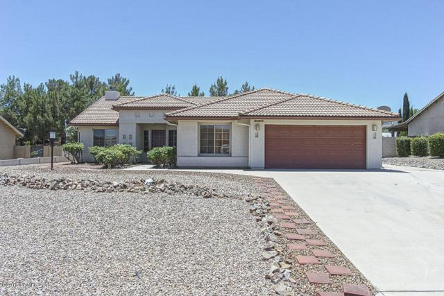 3144 Greenbrier Road, Sierra Vista, AZ 85650 (MLS #167589) :: Service First Realty