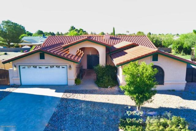 3355 E Trevino Drive, Sierra Vista, AZ 85650 (#167603) :: The Josh Berkley Team