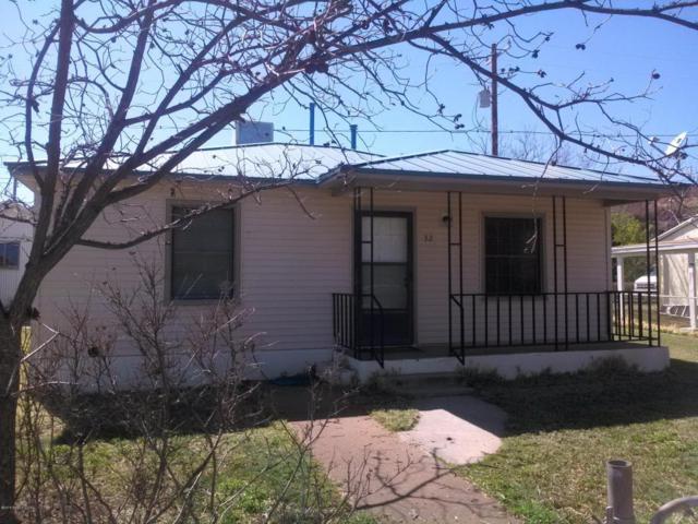 32 Hillside Avenue, Bisbee, AZ 85603 (MLS #167610) :: Service First Realty