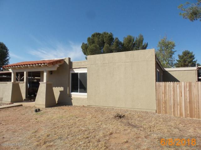 4416 A Plaza Apt A, Sierra Vista, AZ 85635 (MLS #167623) :: Service First Realty