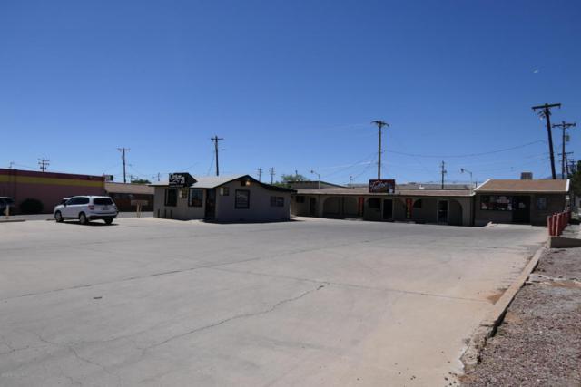100 E Fry Boulevard, Sierra Vista, AZ 85635 (#167641) :: Long Realty Company