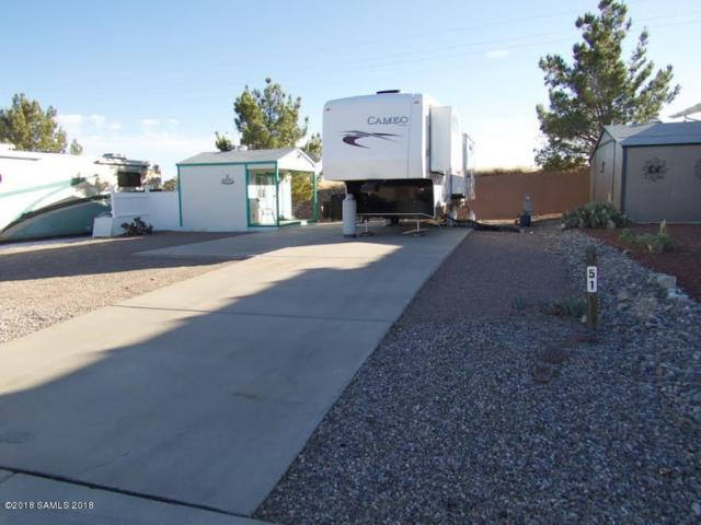 1030 S Barrel Cactus Ridge #51, Benson, AZ 85602 (MLS #167658) :: Service First Realty