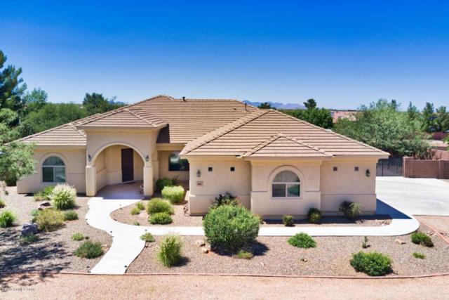 2843 E Eagle Rock Drive, Sierra Vista, AZ 85650 (MLS #167680) :: Service First Realty