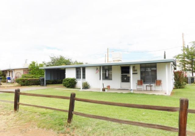 365 Peterson Street, Sierra Vista, AZ 85635 (MLS #167740) :: Service First Realty
