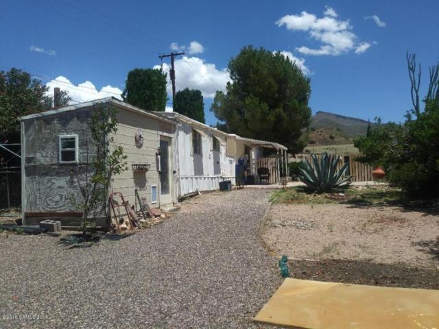 2 Old Douglas Road, Bisbee, AZ 85603 (#167744) :: Long Realty Company