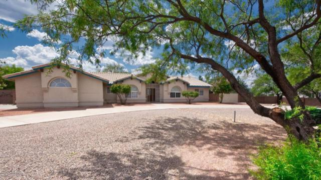 4180 S Mohave Drive, Sierra Vista, AZ 85650 (MLS #167745) :: Service First Realty