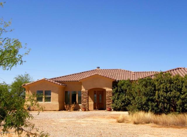 1578 N San Pedro Ranch Road, Benson, AZ 85602 (MLS #167747) :: Service First Realty