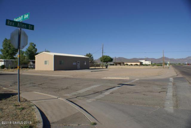 555 W Rex Allen Drive, Willcox, AZ 85643 (#167748) :: Long Realty Company