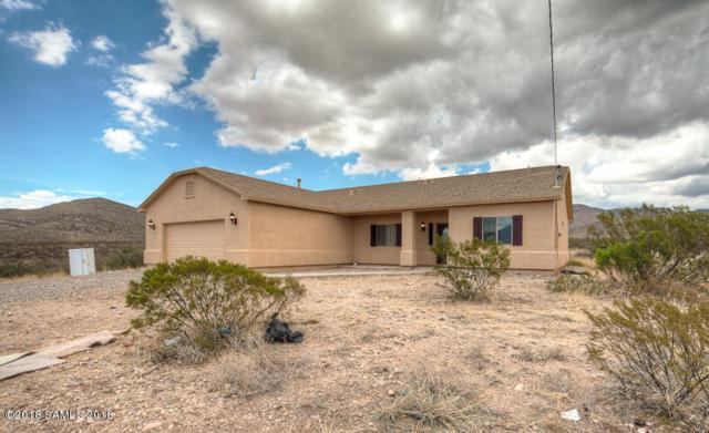 1625 S Grande Vista Lane, Bisbee, AZ 85603 (MLS #167769) :: Service First Realty