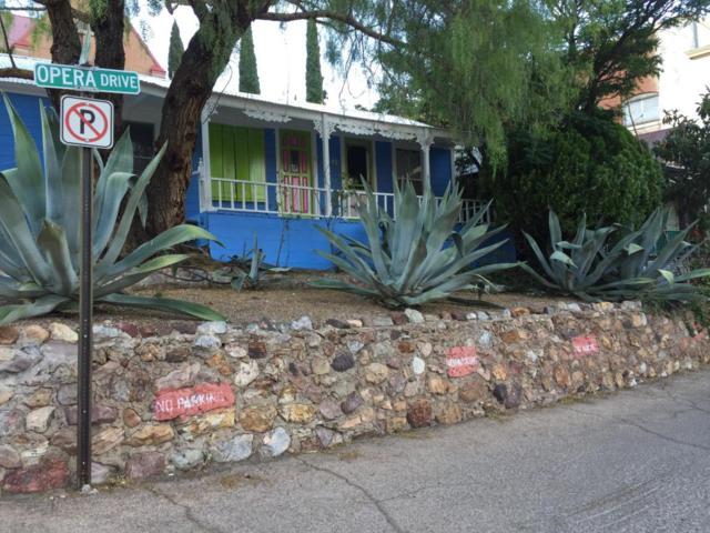 52 Opera Drive, Bisbee, AZ 85603 (#167776) :: Long Realty Company