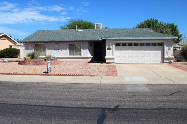 2883 Mountain Ridge Drive, Sierra Vista, AZ 85650 (MLS #167860) :: Service First Realty