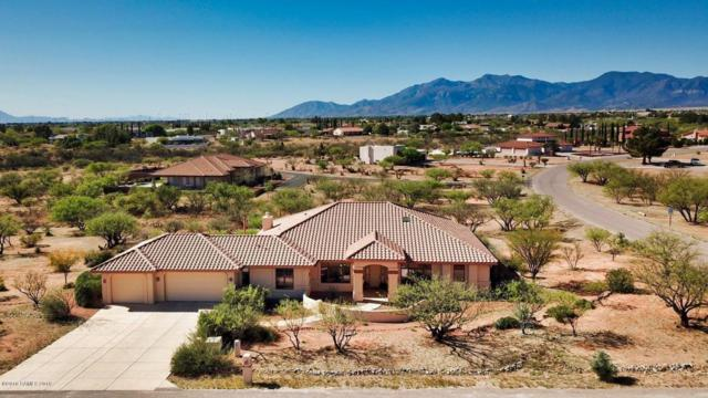 3030 San Juan Capistrano Drive, Sierra Vista, AZ 85635 (MLS #167870) :: Service First Realty