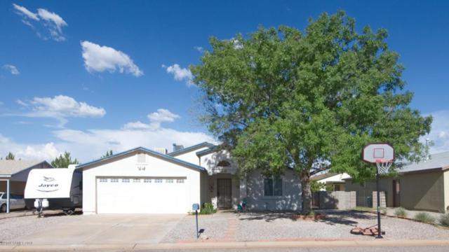 108 Arrowhead Drive, Huachuca City, AZ 85616 (MLS #167908) :: Service First Realty