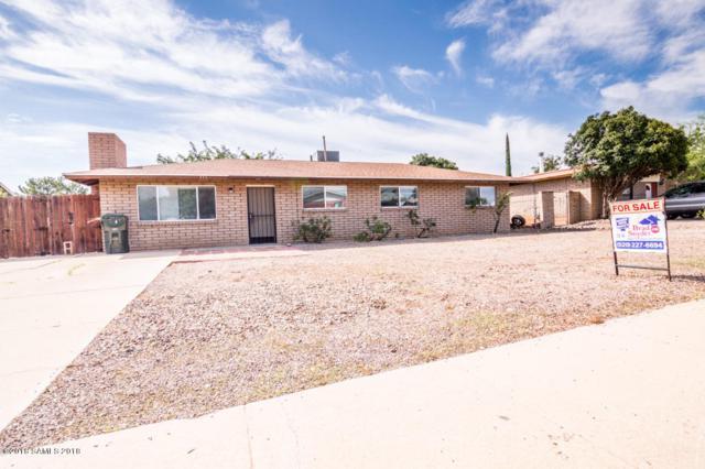 771 Palo Verde Drive, Sierra Vista, AZ 85635 (MLS #167913) :: Service First Realty