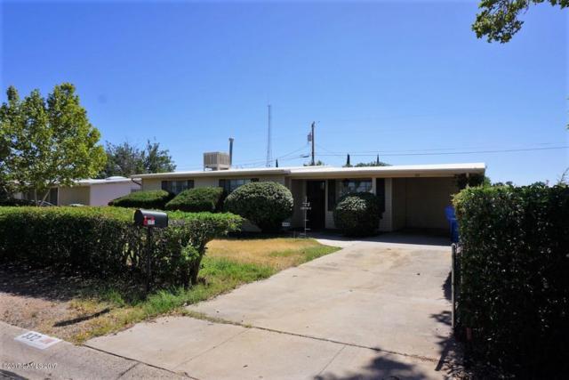 332 Steffens Street, Sierra Vista, AZ 85635 (MLS #167958) :: Service First Realty