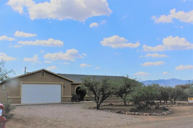 2463 N Calle Seis, Huachuca City, AZ 85616 (MLS #167972) :: Service First Realty