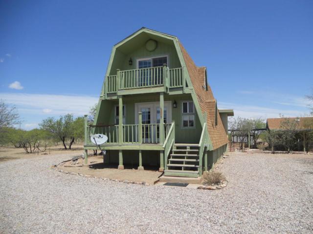 7701 E Canada Drive, Sierra Vista, AZ 85650 (#168020) :: Long Realty Company