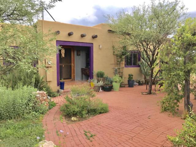 40 Brushy Canyon Road, Elgin, AZ 85611 (MLS #168031) :: Service First Realty