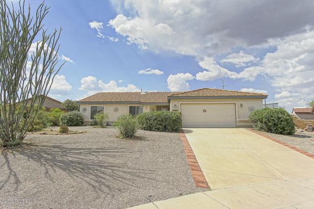 2955 Central Park Drive, Sierra Vista, AZ 85635 (MLS #168044) :: Service First Realty
