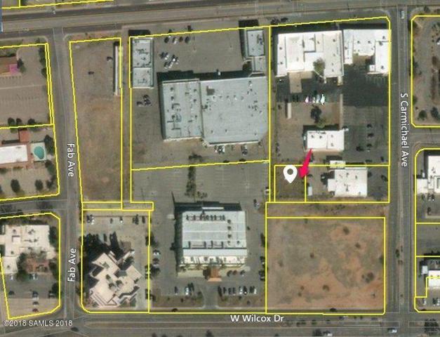 Xx S Carmichael, Sierra Vista, AZ 85635 (#168085) :: Long Realty Company