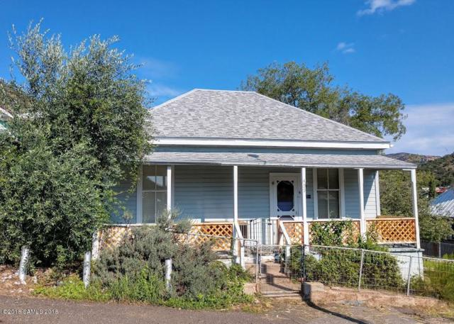 409 Roberts Avenue, Bisbee, AZ 85603 (#168091) :: Long Realty Company