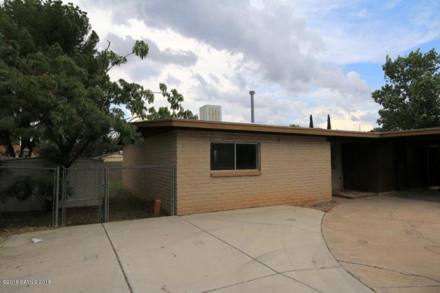 1089 Ocotillo Drive, Sierra Vista, AZ 85635 (#168123) :: Long Realty Company