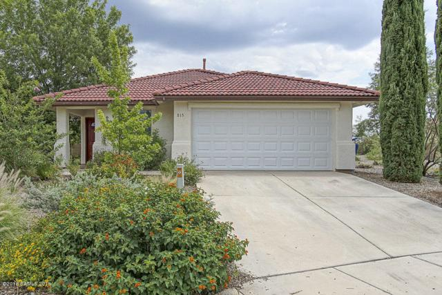 815 San Jacinto Drive, Sierra Vista, AZ 85635 (#168130) :: Long Realty Company