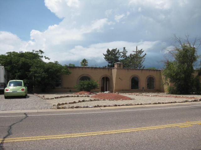 802 Golf Links Road, Sierra Vista, AZ 85635 (#168131) :: Long Realty Company