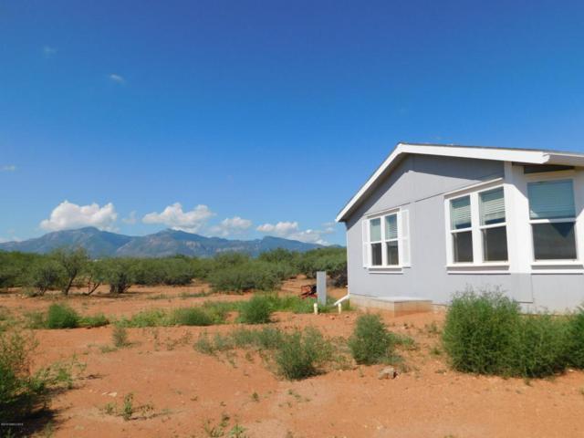 7811 E Alhambra Drive, Sierra Vista, AZ 85650 (MLS #168139) :: Service First Realty