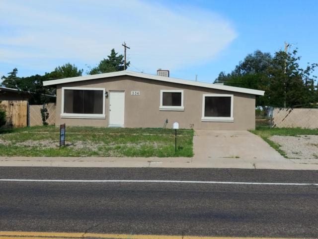 336 Colombo Avenue, Sierra Vista, AZ 85635 (MLS #168147) :: Service First Realty