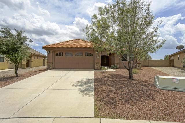 2491 Blooming Yucca Drive, Sierra Vista, AZ 85635 (MLS #168161) :: Service First Realty