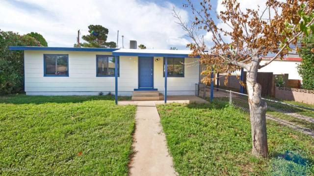 59 Keating Street, Sierra Vista, AZ 85635 (MLS #168164) :: Service First Realty