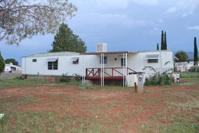 4927 S Cypress Place, Sierra Vista, AZ 85650 (#168222) :: Long Realty Company