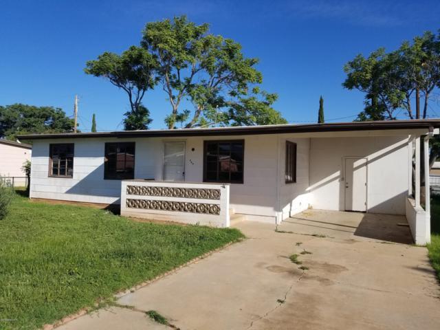 101 Steffen Street, Sierra Vista, AZ 85635 (MLS #168233) :: Service First Realty