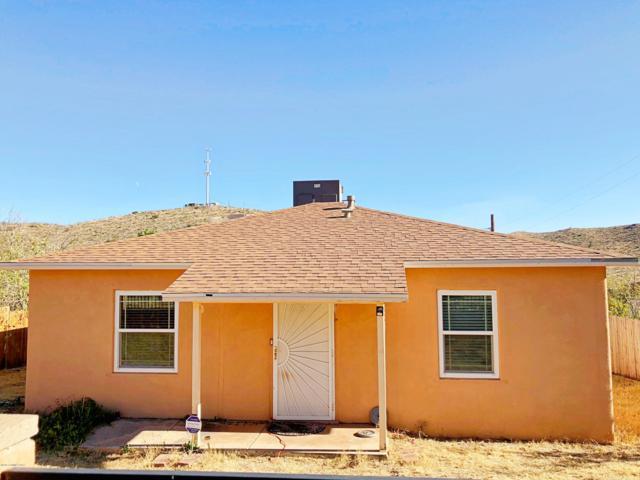 3 Bornite Avenue, Bisbee, AZ 85603 (MLS #168241) :: Service First Realty