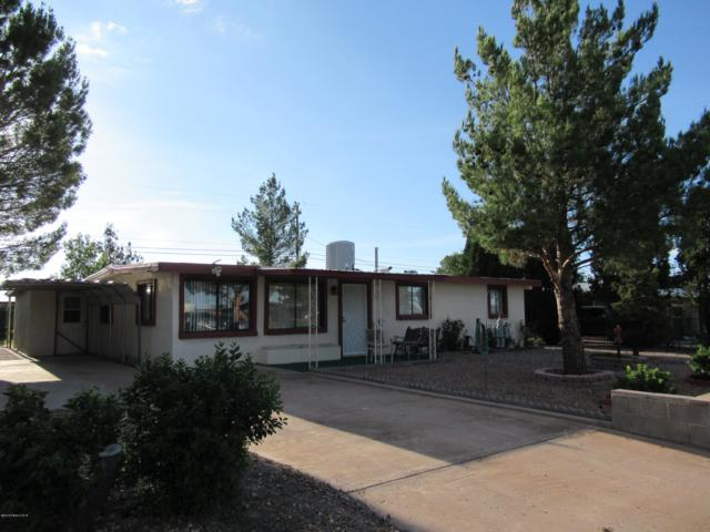 209 2nd Street, Huachuca City, AZ 85616 (MLS #168243) :: Service First Realty