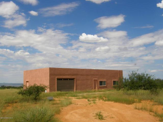 6114 E De Vaca Circle, Saint David, AZ 85630 (MLS #168287) :: Service First Realty
