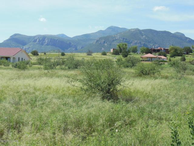 Lot  Ii Coati, Sierra Vista, AZ 85650 (MLS #168298) :: Service First Realty