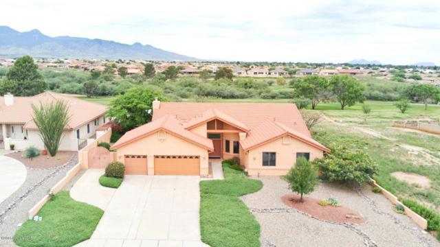 2526 Cherry Hills Drive, Sierra Vista, AZ 85650 (MLS #168326) :: Service First Realty