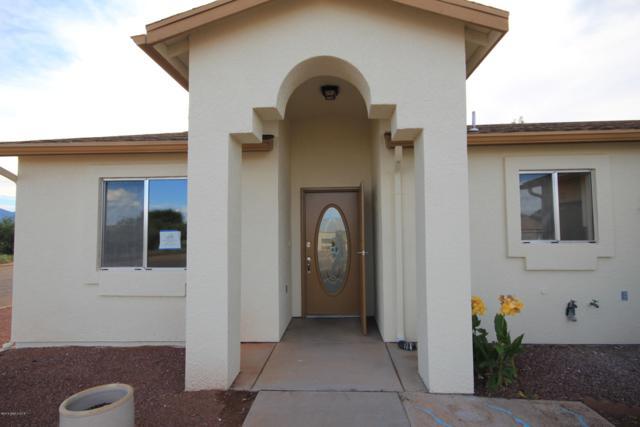 121 Tomahawk Drive, Huachuca City, AZ 85616 (MLS #168333) :: Service First Realty