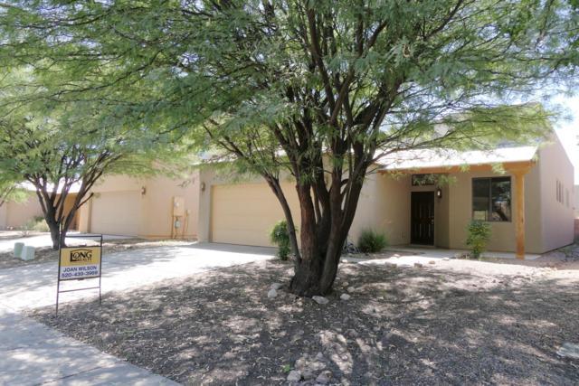 1734 Chaplain Carter Drive, Sierra Vista, AZ 85635 (MLS #168366) :: Service First Realty