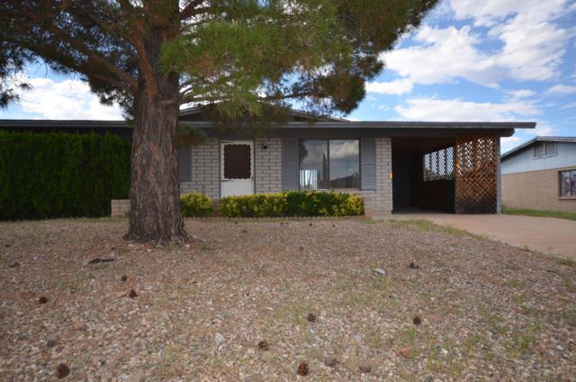 5061 E De Medici Drive, Sierra Vista, AZ 85635 (MLS #168444) :: Service First Realty