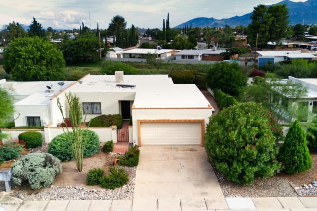 1108 E Carmelita Drive, Sierra Vista, AZ 85635 (MLS #168480) :: Service First Realty