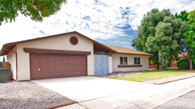 1016 Cottonwood Drive, Sierra Vista, AZ 85635 (MLS #168483) :: Service First Realty