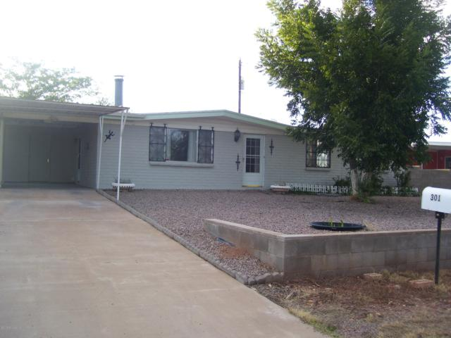 301 N Fairbanks Street Street, Huachuca City, AZ 85616 (MLS #168499) :: Service First Realty