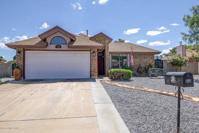 3300 Swan Drive, Sierra Vista, AZ 85635 (MLS #168511) :: Service First Realty