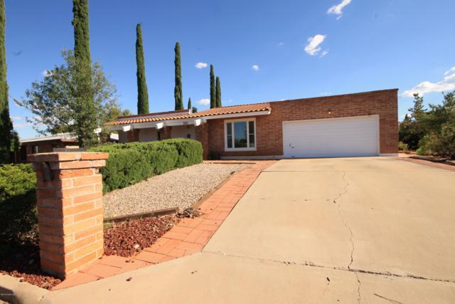 2824 Oakmont Drive, Sierra Vista, AZ 85650 (#168522) :: The Josh Berkley Team