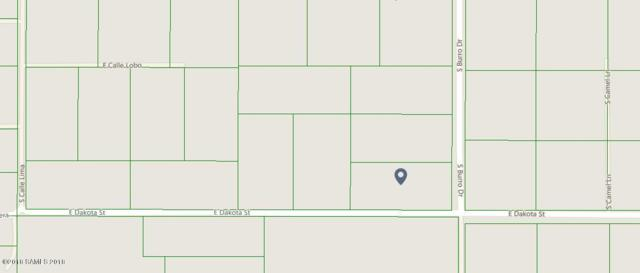 Tbd Dakota, Hereford, AZ 85615 (MLS #168529) :: Service First Realty