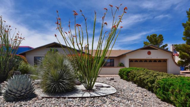 2916 St Andrews Drive, Sierra Vista, AZ 85650 (MLS #168536) :: Service First Realty